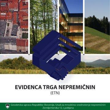 Evidenca trga nepremičnin - Geodetska uprava Republike Slovenije