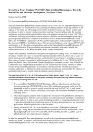 OWINFS Sign-on UNCTAD XIII Declaration April 22-2012 ENG
