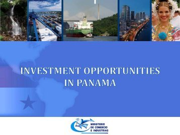 OPORTUNIDADES DE INVERSIÓN EN PANAMÁ - sem