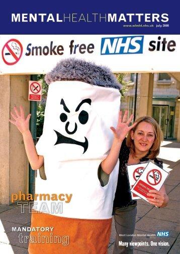 MHM July 2008 - West London Mental Health NHS Trust