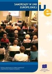 Samorzady_w_UE-83-89972-01-8 - Centrum Informacji Europejskiej