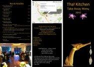 Tha Kitchen - Lacartes