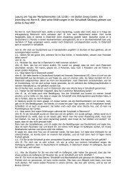 Gespräche - Plattform für Menschenrechte Salzburg