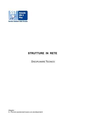 Disciplinare tecnico.pdf - Azienda USL 5 Pisa