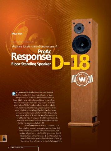 052-058-WaveTest ProAc Response D18.indd - Piyanas