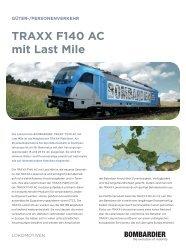 Typenblatt TRAXX F140 AC - bahn-journalisten.ch