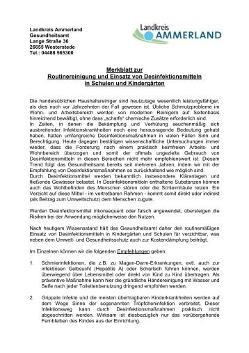 Landkreis Ammerland - KDO-KIM