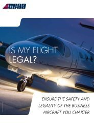 Is My FlIght LEGAL? - EBAA
