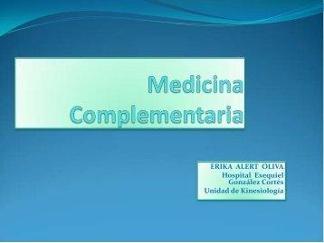 Medicina Complementaria