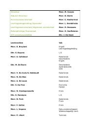 klik hier - Middenschool Geraardsbergen