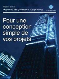 Pour une conception simple de vos projets - Milestone