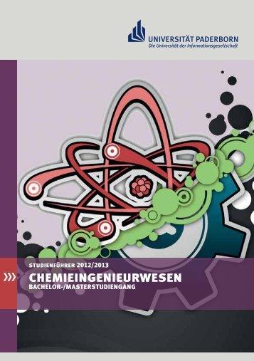 Studienführer - Fakultät für Maschinenbau - Universität Paderborn