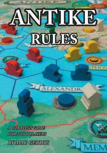 antike - Rio Grande Games