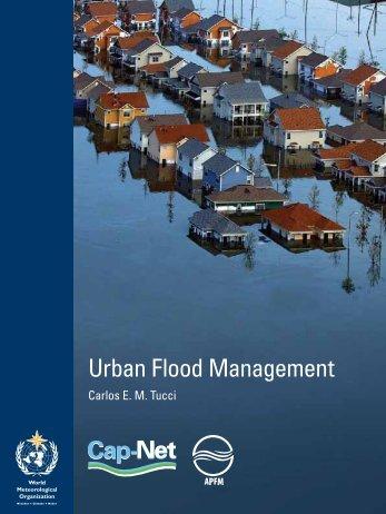 Urban Flood Management - Global Water Partnership