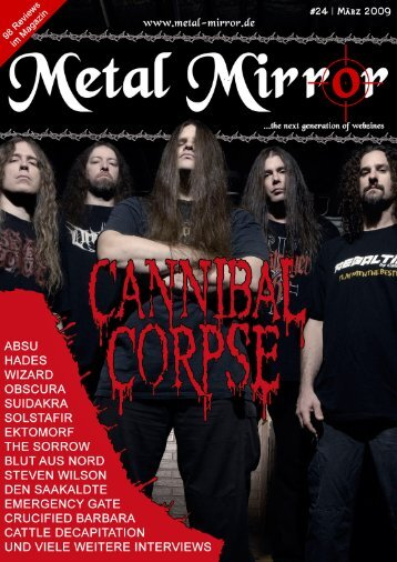 9 - Metal Mirror