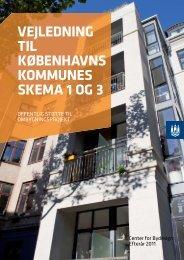 vejledning til københavns kommunes skema 1 og 3