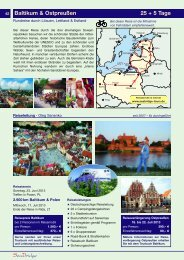 Baltikum & Ostpreußen 25 + 5 Tage 43 - SeaBridge