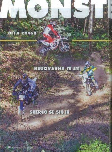 Test ADB TE 511 - Husqvarna