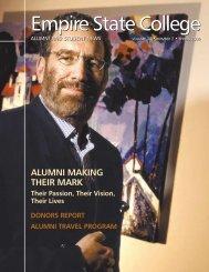 Empire News Spring 2005 - SUNY Empire State College