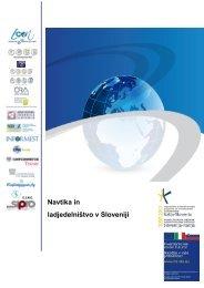 Navtika in ladjedelništvo v Sloveniji - iCon