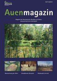 Heft 02/2011 Magazin des Auenzentrums Neuburg a.d. Donau www ...