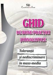 СВОД GHID - Consiliul de Presă