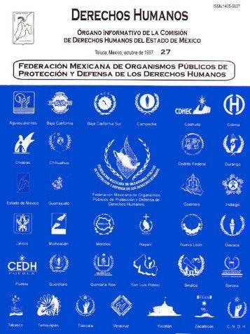 Federación Mexicana de Organismos Públicos de ... - codhem