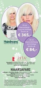 FROHE OSTERN - Ritas Haarstudio Rita Becker-Klein - Seite 2