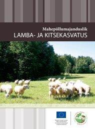 Mahepõllumajanduslik lamba- ja kitsekasvatus