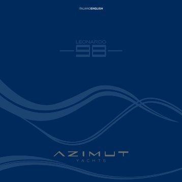 Azimut Yachts - Navis Marine NV
