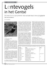 jg9_nr2_Lentevogels in het Gentse.pdf - Natuurpunt Gent