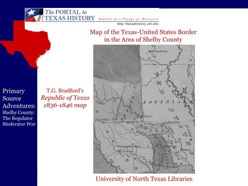 Map Of Texas For 4th Grade.4th Grade University Of North Texas