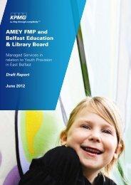 KPMG Template - Belfast Education & Library Board