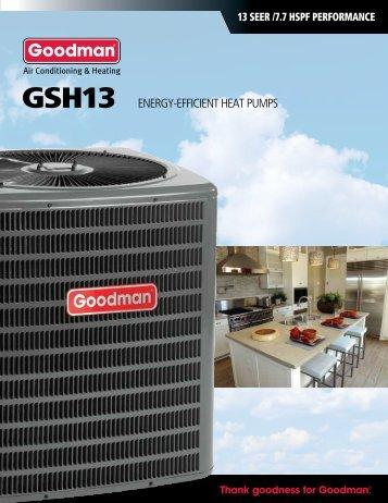 GsH13 - Goodman