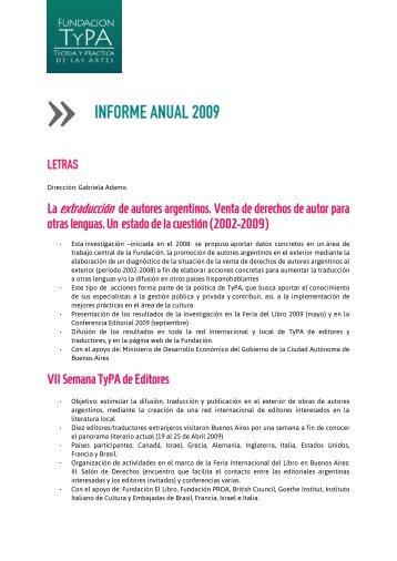 La extraducción de autores argentinos. Venta de derechos de autor ...