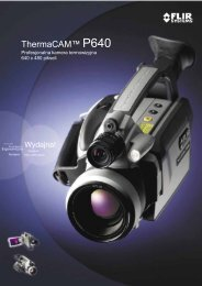 ThermaCAM™ P640 - Fortop