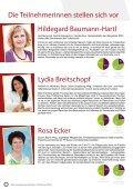 Das Magazin zum Abschluss des überparteilichen ... - Frauenreferat - Seite 4