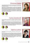 Das Magazin zum Abschluss des überparteilichen ... - Frauenreferat - Seite 5