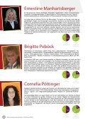 Das Magazin zum Abschluss des überparteilichen ... - Frauenreferat - Seite 6