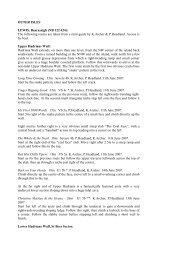New Routes 2008 - Scottish Mountaineering Club