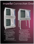 Convection Oven Catalog - Page 3