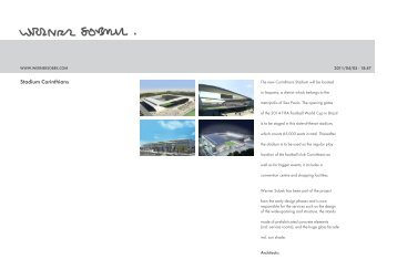 PDF Printversion - arenatimao.com :: Arena Corinthians