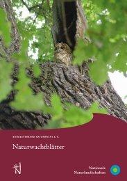 2008 - Bundesverband Naturwacht eV