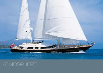 ATMOSPHERE - Paradise Yacht Charters