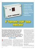 Tiptronic-Style Gear Indicator - Page 7
