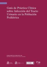 GPC sobre ITU en la Población Pediátrica - GuíaSalud