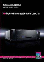 Überwachungssystem CMC III – Eine Lösung für jede Aufgabe - Rittal