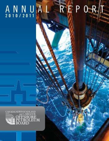 ARCover Comp 002b - Canada-Newfoundland Offshore Petroleum ...
