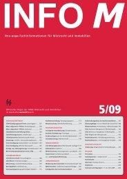 Front 5-09.indd - Arbeitsgemeinschaft Mietrecht und Immobilien