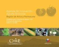 Agenda de Innovación Agraria Territorial de la Región de Arica - Fia